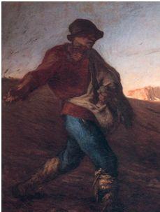 Millet, Ο Σπορέας 1850