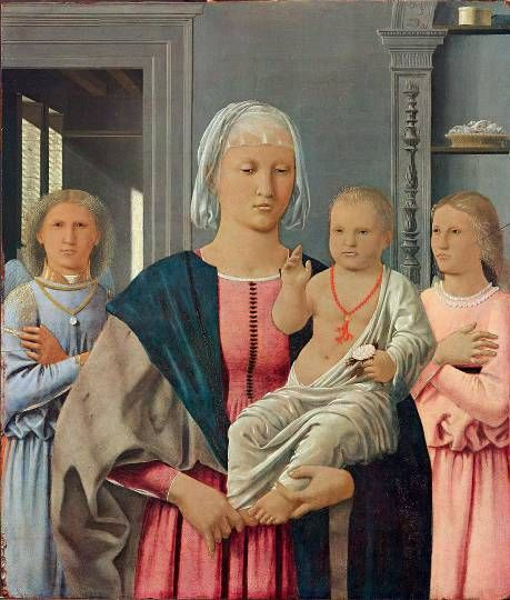 Piero della Francesca, 15ος αι.