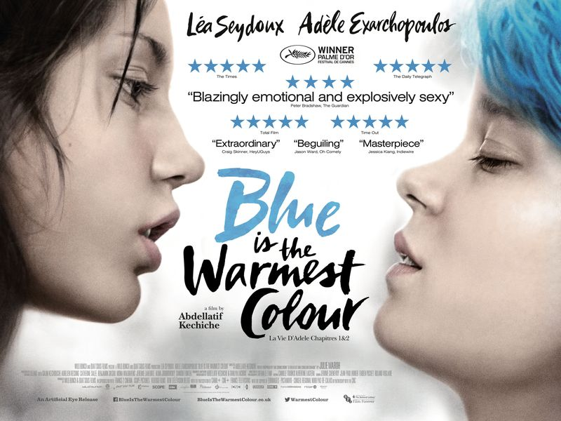 Blue Is The Warmest Color, 2013
