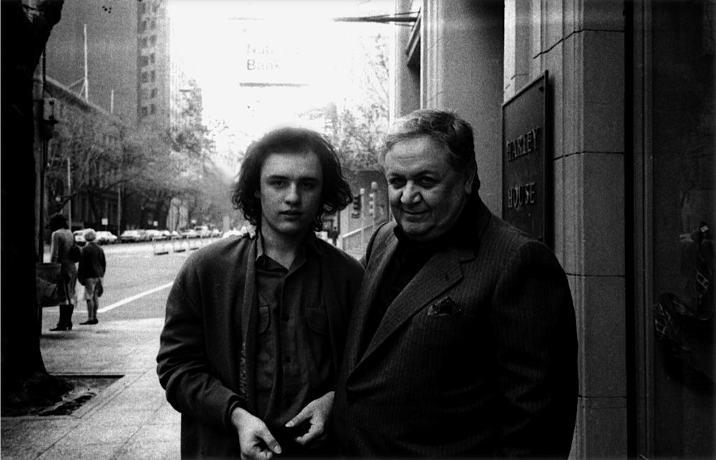 Ο Γιώργος Χατζιδάκις, ο γιος του Μάνου σε μια παλιότερη αποκαλυπτική συνέντευξη
