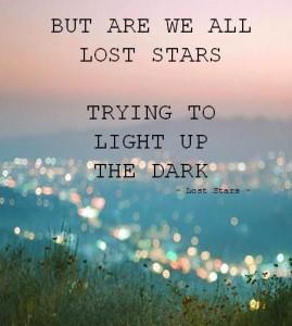 Είμαστε lost stars;