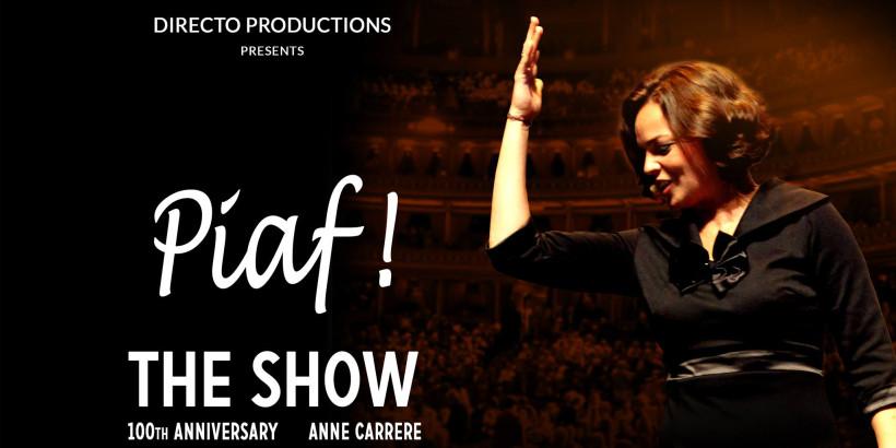Piaf, The Show, 46ο Φεστιβάλ Ολύμπου