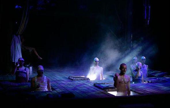Τρικυμία – Ουίλιαμ Σαίξπηρ, από το Εθνικό Θέατρο Ρουμανίας  *κριτική