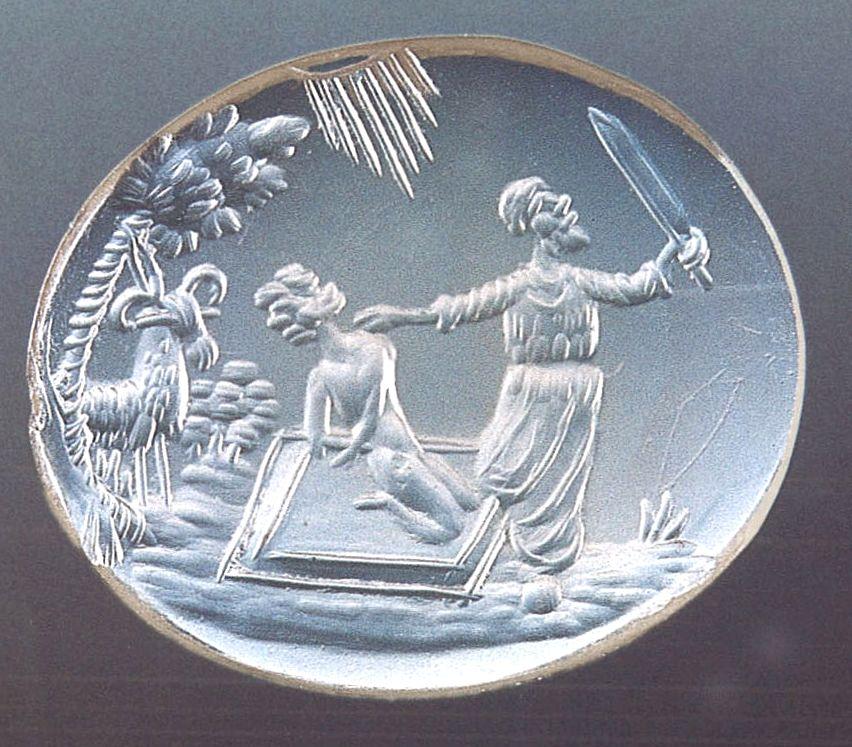 Ορεία κρύσταλλος «ΦΥΛΑΞ – Τα φυλακτά της ύστερης αρχαιότητας»