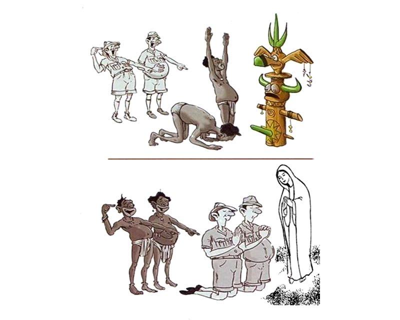Όταν οι Θεοί αλλάζουν πρόσωπο – Αφρικάνικες μάσκες