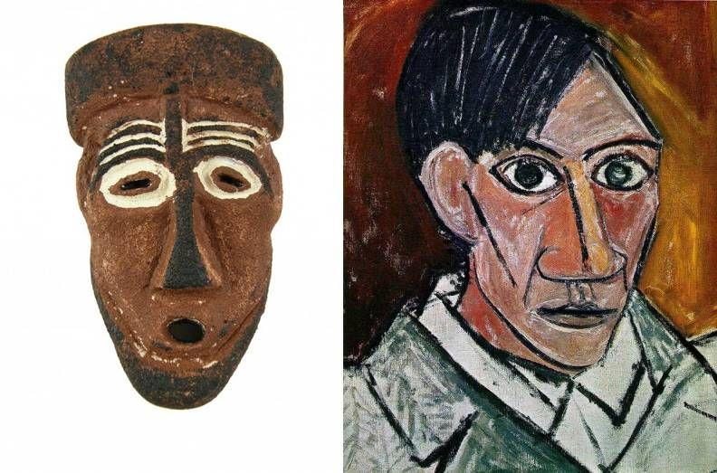 pikaso autoprosopografies apo aftikaniki texni