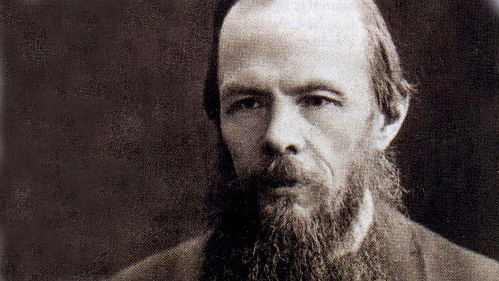 Φιόντορ Ντοστογιέφσκι: Αν είμαι άνθρωπος είναι γιατί λέω ψέματα.