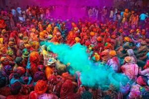 ΧΟΛΙ: Η γιορτή των χρωμάτων