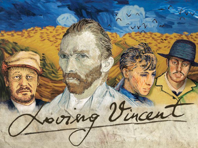 «Loving Vincent» μια μοναδική κινηματογραφική διαδρομή στη ζωή  και τα έργα του van Gogh