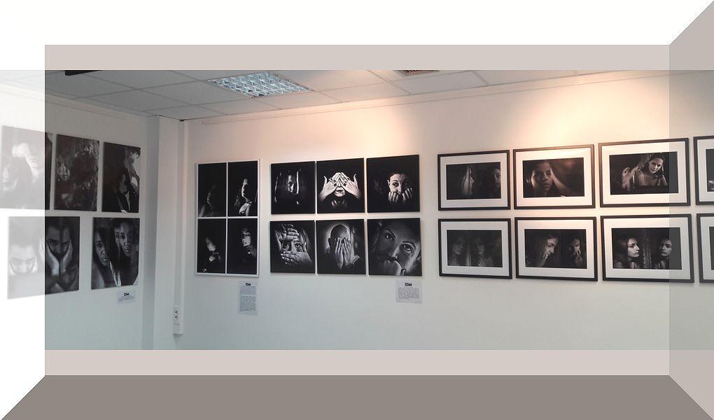 Η Ομαδική έκθεση «ΠΡΟΣΩΠΑ» στη Chalkos Gallery