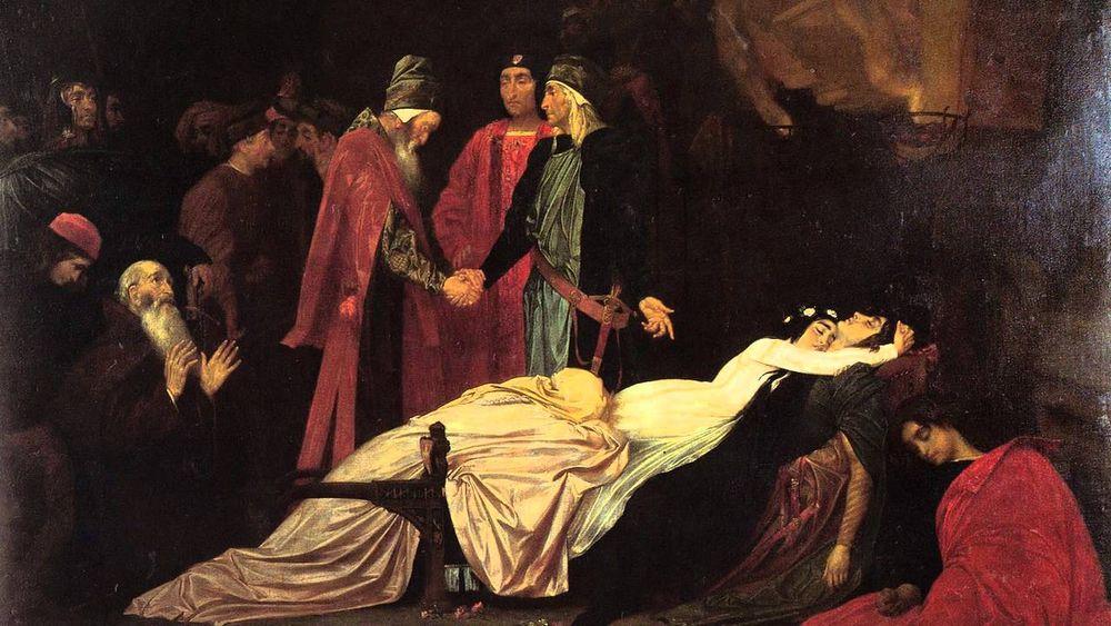Η Σκηνή της Αγάπης από το «Ρωμαίος και Ιουλιέτα» του Μπερλιόζ