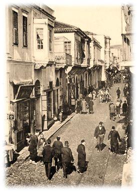 """Η """"Θεσσαλονίκη"""" του Καρόλου Ντηλ (πριν την πυρκαγιά του 1917)"""