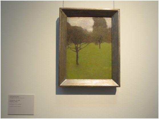 """Gustav Klimt, Οπωρώνας (""""Obstgarten""""),"""