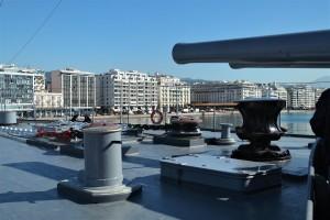 Το Θωρηκτό Αβέρωφ στη Θεσσαλονίκη…