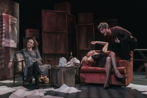 Οργισμένα Νιάτα: Κριτική της παράστασης