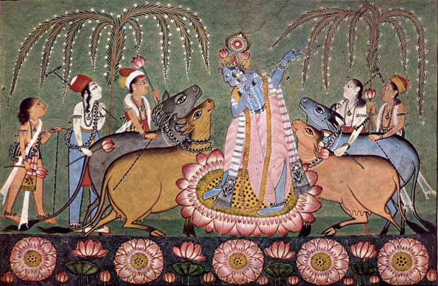Ένα ινδικό παραμύθι… ο αυτοκράτορας και ο σοφός