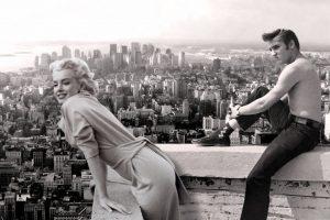 Αστέρια και Πεφταστέρια, Marilyn Monroe, Elvis Presley, Michael Jackson