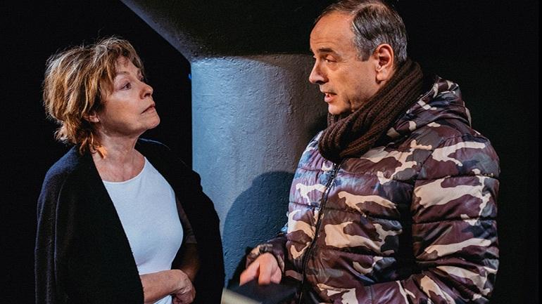 Misery στο θέατρο Ιλίσια Βολανάκης – κριτική