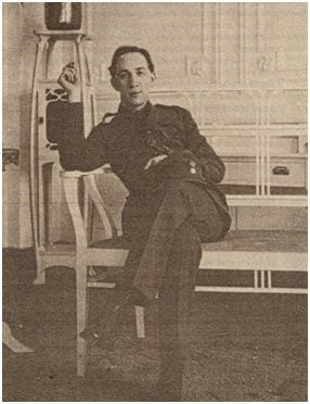 Ναπολέων Λαπαθιώτης: Το πέρασμα του ποιητή απ' τη Θεσσαλονίκη