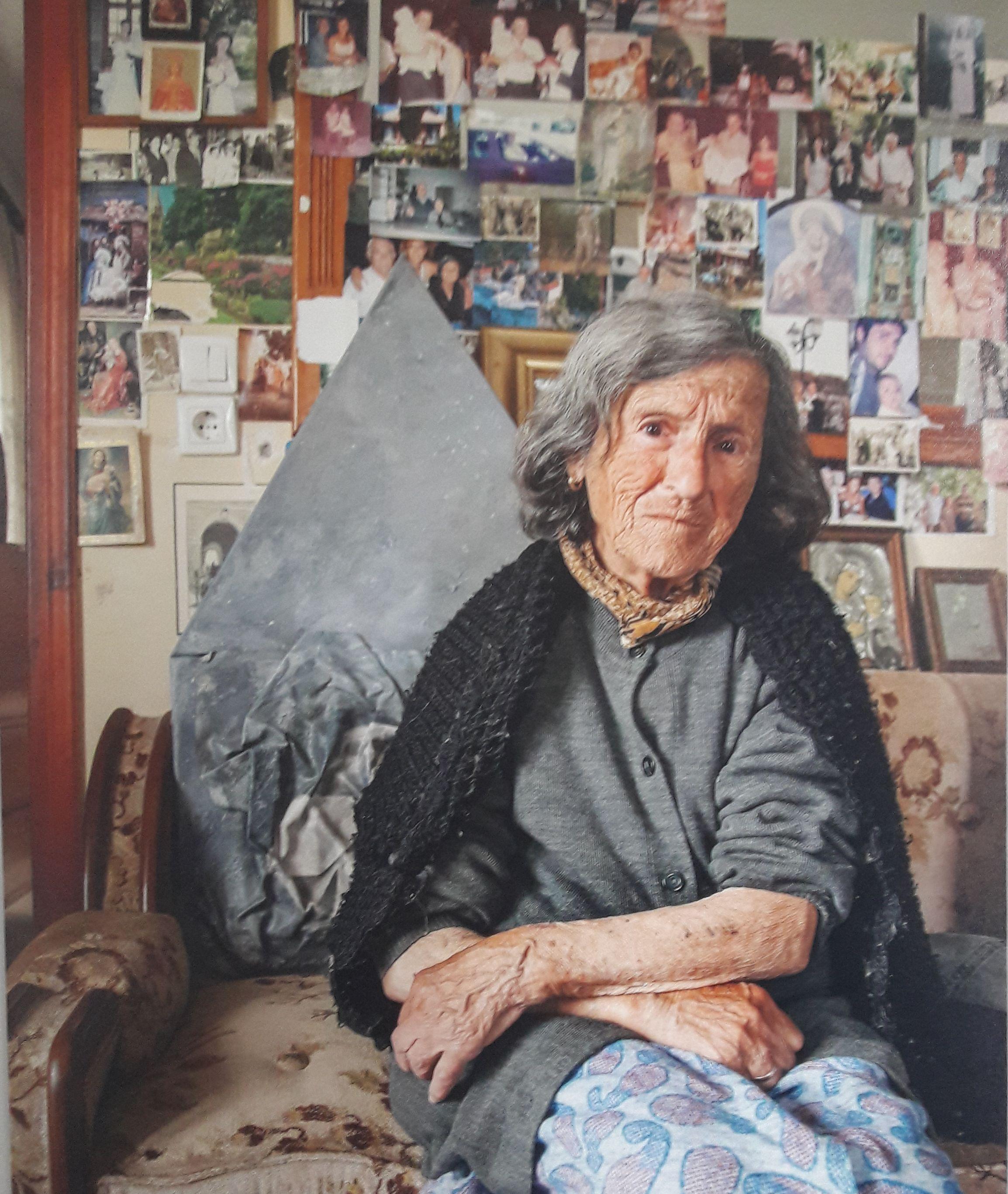 Έκθεση φωτογραφίας Άρτεμις Αλκαλάη: Έλληνες Εβραίοι επιζώντες από το Ολοκαύτωμα
