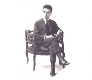 Κώστας Καρυωτάκης- Ο Έλληνας καταραμένος ποιητής