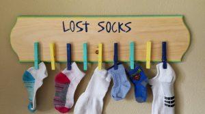 Το μυστήριο από τις χαμένες κάλτσες