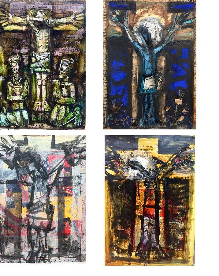 Σήμερον κρεμάται επί ξύλου – η Σταύρωση με την ματιά του Ισπανού καλλιτέχνη Alvaro Reja