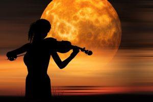 Σελήνη ή Μήνη ή Σέλας, η θεά της νύχτας, το…
