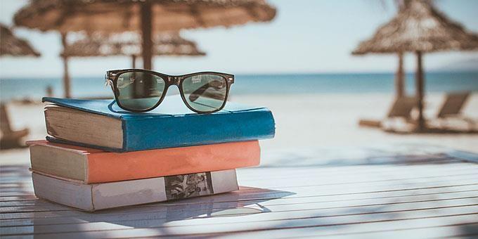 Θεραπεία στην παραλία – ή αλλιώς η θεραπευτική διαδικασία της ποιοτικής ανάγνωσης