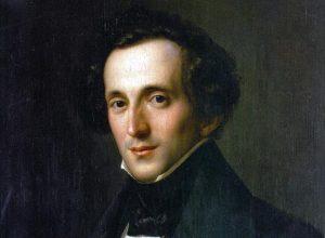 Η πρώτη συμφωνία του ιδιοφυούς Φέλιξ Μέντελσον