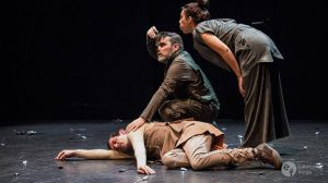 «Ηλέκτρα» 2o Διεθνές Φεστιβάλ Δάσους - θέατρο - κριτική