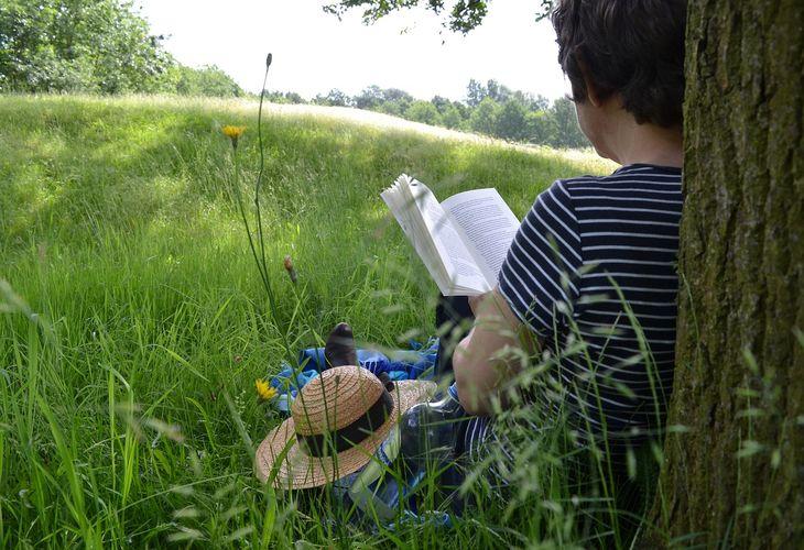 Διαβάζοντας