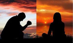 Διαλογισμός ή Προσευχή, ποιες είναι οι διαφορές;