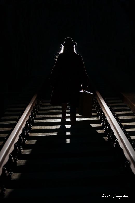 Νυχτερινό ταξίδι- Δημήτρης Τσιγκράκης