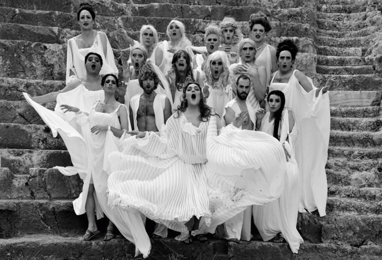 Εκκλησιάζουσες του Αριστοφάνη | Θέατρο κριτική