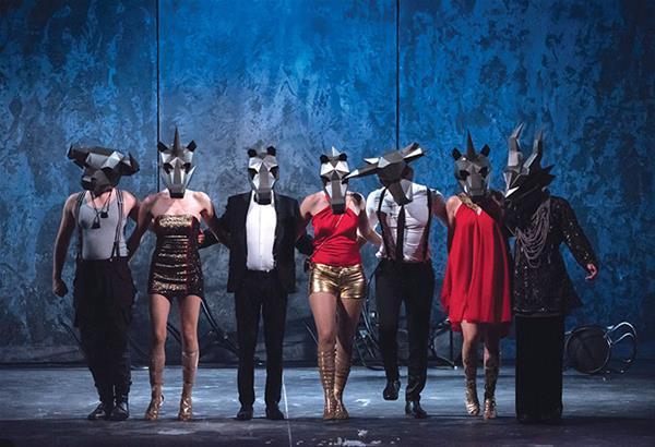 Φοίνισσες του Ευριπίδη | Θέατρο κριτική
