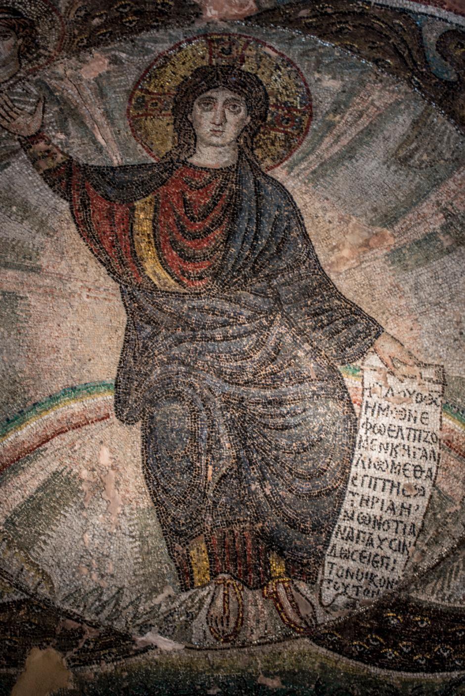 Το πρόσωπο του Ιησού Χριστού πριν από…1500 χρόνια
