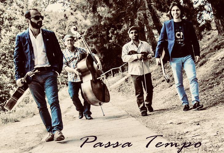Passa tempo = gypsy jazz (συνέντευξη)