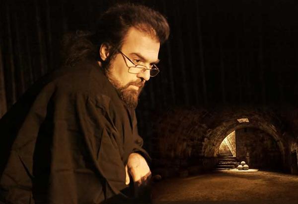Ο Μέγας Ιεροεξεταστής κριτική παράστασης Άγγελα Μάντζιου