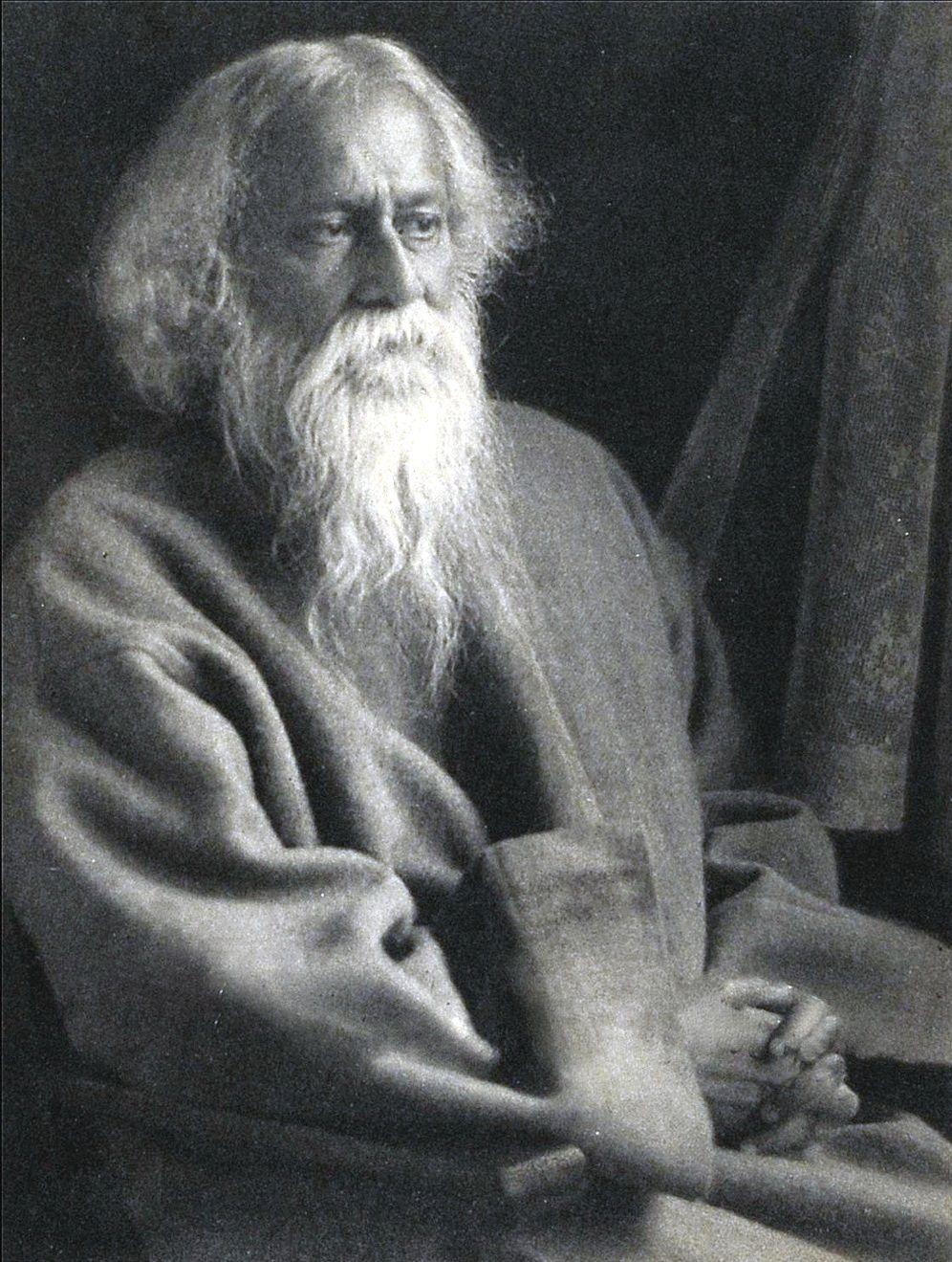 Ραμπιντρανάθ Ταγκόρ, «Ο μικρός μου εαυτός»