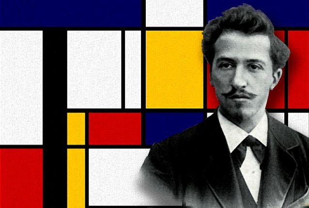 Η «καθημερινή» τέχνη του Πητ Μοντριάν (Piet Mondrian, 1872-1944)