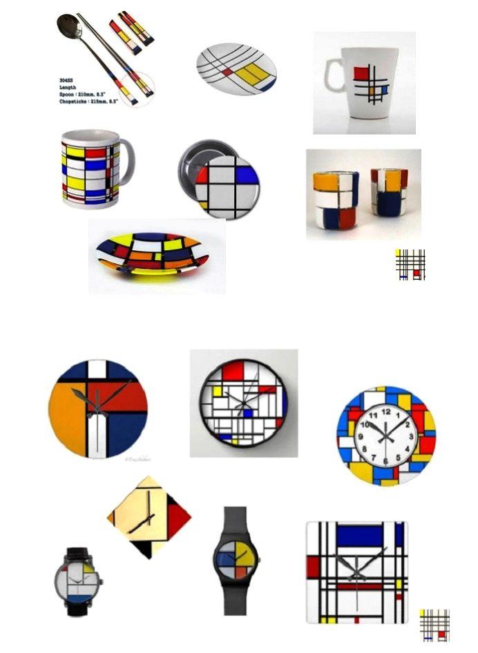Η «καθημερινή» τέχνη του Πητ Μοντριάν (Piet Mondrian, 1872-1944) - cityculture.gr