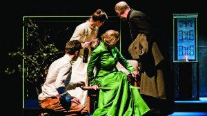 Βρικόλακες (θέατρο Τέχνης) | κριτική παράστασης