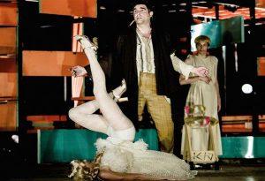 Αριστοφάνη «Νεφέλες» στους Φιλίππους |κριτική παράστασης