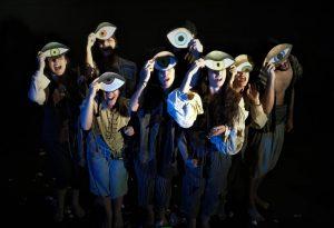 «Οδύσσεια» Ραψωδία Ι, ΚΘΒΕ στο 62ο Φεστιβάλ Φιλίππων | κριτική…