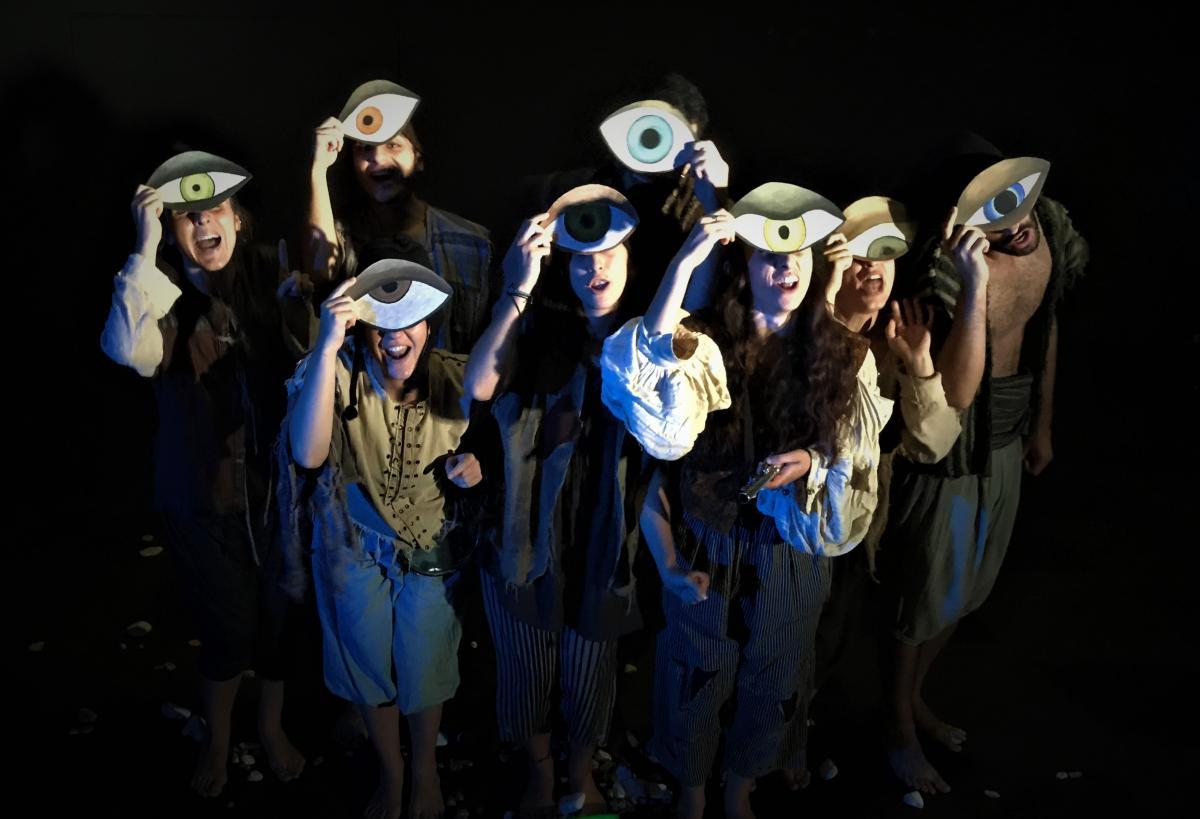 «Οδύσσεια» Ραψωδία Ι, ΚΘΒΕ στο 62ο Φεστιβάλ Φιλίππων | κριτική παράστασης