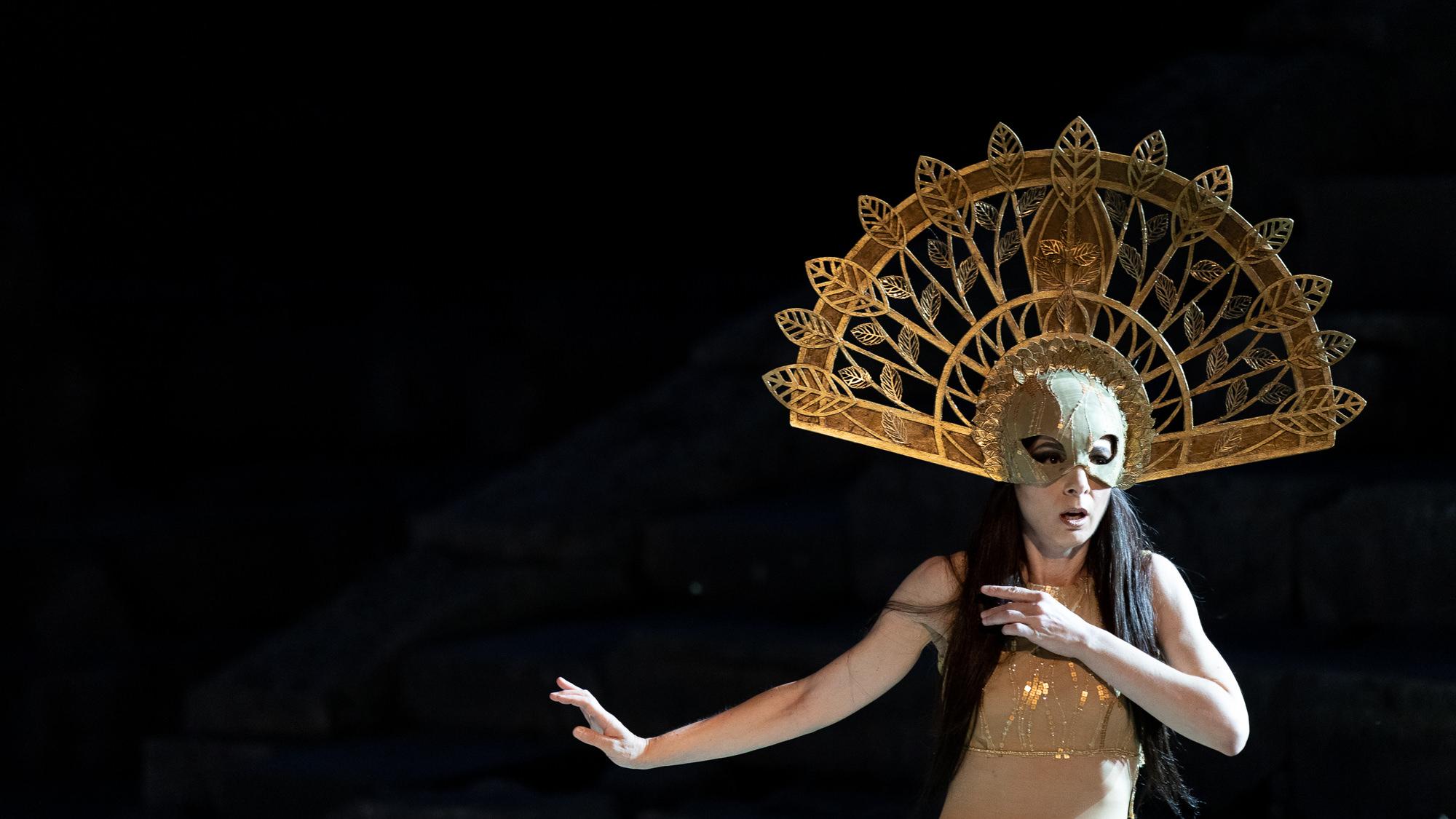 Αισχύλου Ορέστεια – Αγαμέμνων, 5ο Φεστιβάλ Δάσους – 2η κριτική παράστασης