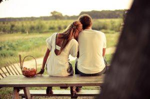 Για να είσαι υγιής και ευτυχισμένος διάλεξε έναν ευσυνείδητο σύντροφο.