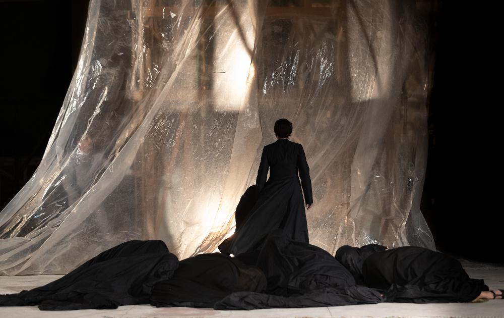 Ορέστεια – Χοηφόροι, Ευμενίδες – Εθνικό Θέατρο – κριτική παράστασης