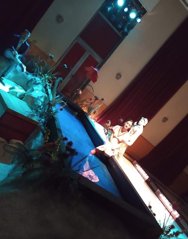 «Μόλλυ Σουήνυ», στο Φουαγιέ της Ε.Μ.Σ. από το  Κ.Θ.Β.Ε., κριτική παράστασης